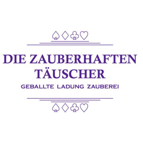 Logo - Die zauberhaften Täuscher